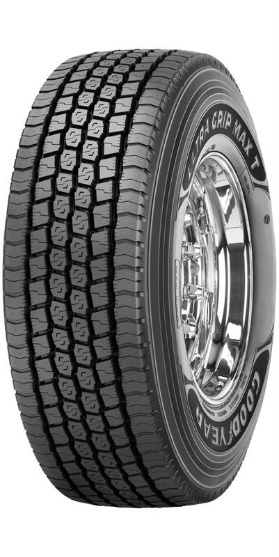 goodyear wins oe deal with krone for winter trailer tyres. Black Bedroom Furniture Sets. Home Design Ideas