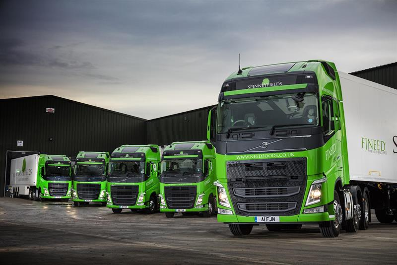 FJ Need tastes success with growing Volvo FH fleet