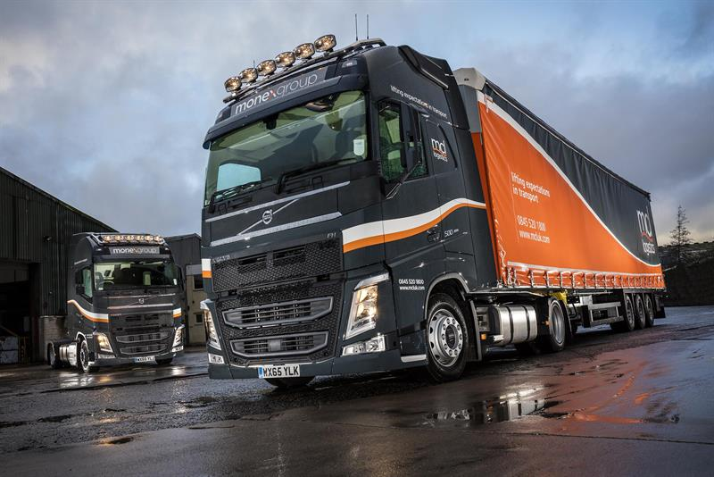 MCL goes low with new Volvo FH trucks