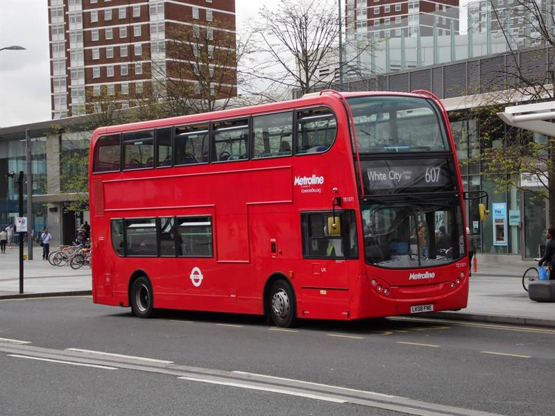 Aftertreatment Equipment Claimed To Reduce Heavy Duty Diesel Engine NOx Emissions From Buses By Up 99 Has Been Trialled Successfully In London