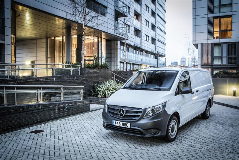 Mercedes Benz Launches Vito Urban Edition For Uk Cities