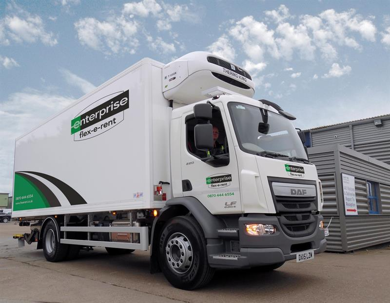 cv show debut for enterprise flex