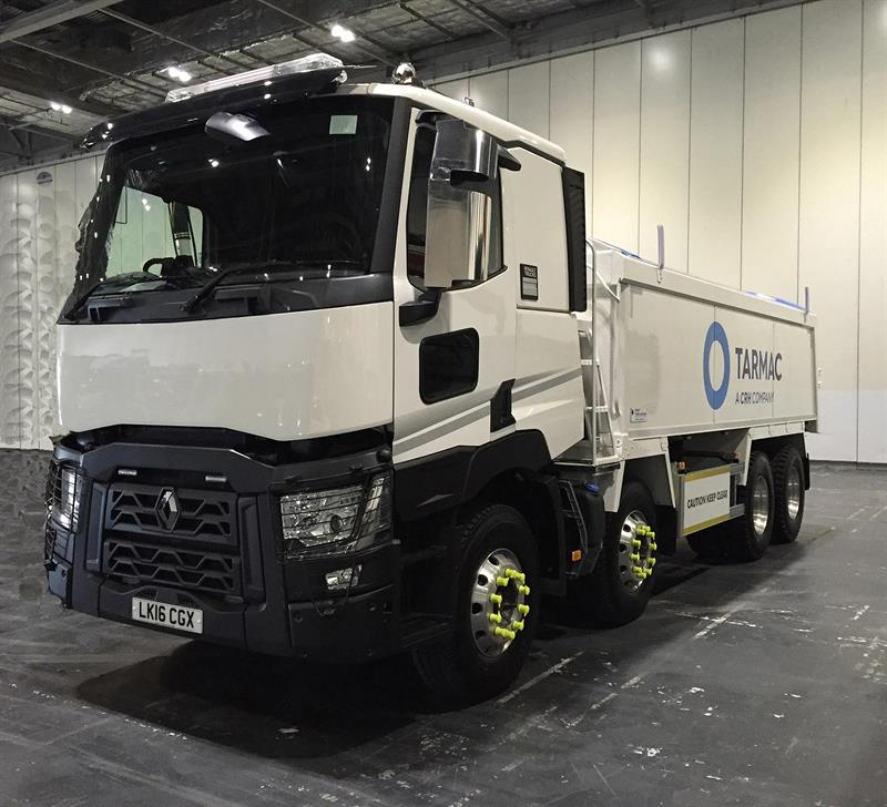 Renault Trucks: Renault Trucks Builds Safety Credentials At CLOCS With Range C