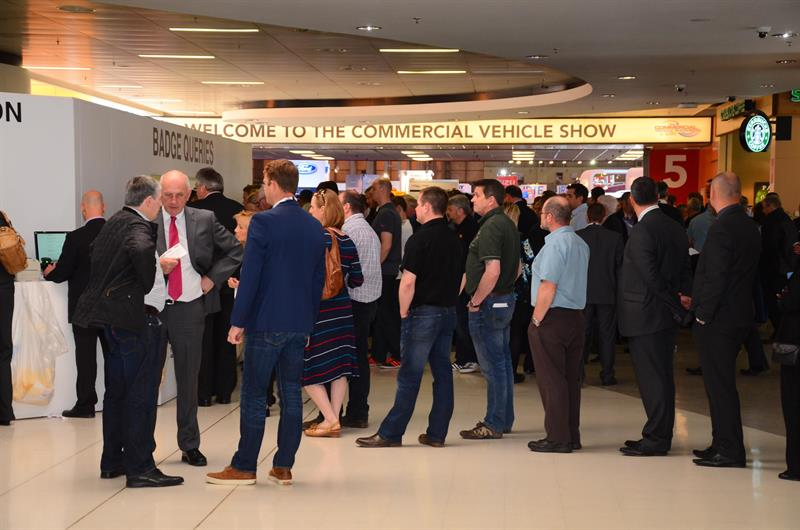 more commercial vehicle show highlights revealed