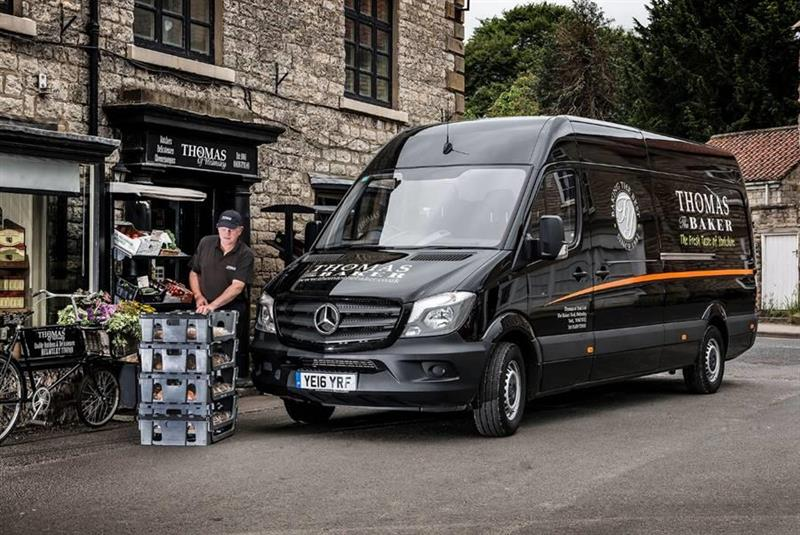 Mercedes benz service proves its worth for thomas the baker for Mercedes benz service contract