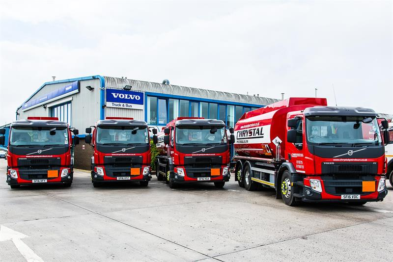 Chrystal Petroleum Specifies Volvo For Manoeuvrability