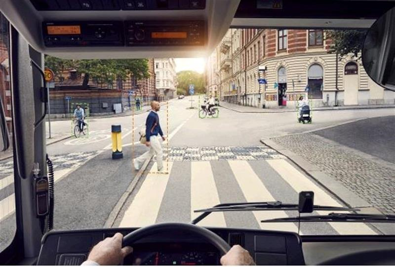 Vulnerable Road User Detection System Launched For Buses