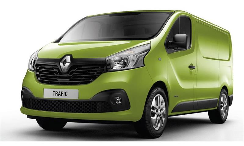 renault trafic gen 3 is glass s used van hero. Black Bedroom Furniture Sets. Home Design Ideas