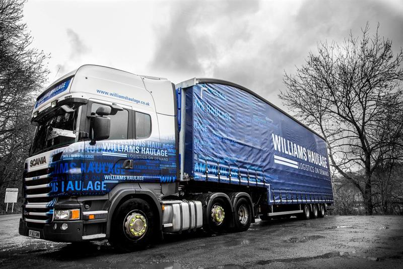 Cartwright Trailer Is Icing On The Cake For Williams Haulage