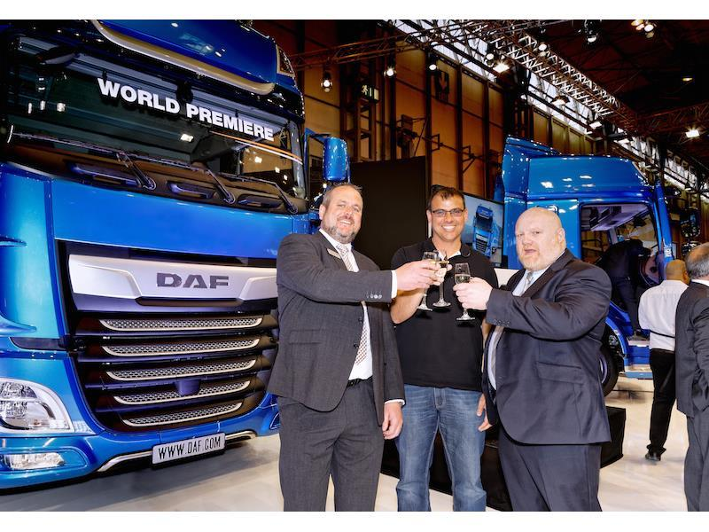 glossop haulier places first uk order for new daf xf