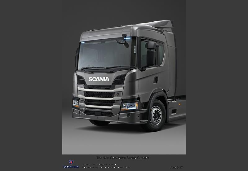Scania expands Next Generation range with new cab and Euro 6
