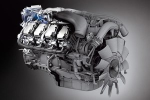 Scania fills in V8 engine range with new 641bhp model