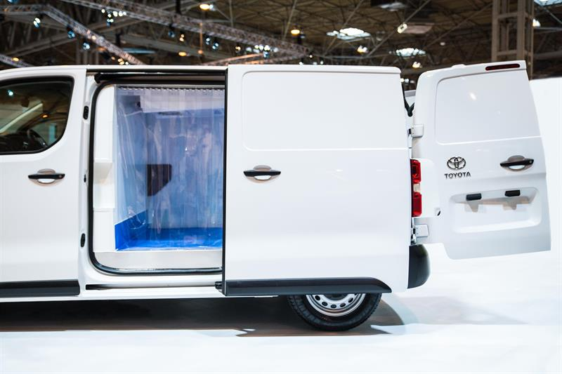CoolKit Wins Refrigerated Van Conversion Deals With Toyota And Renault30 June 2017