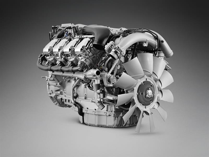 Engine room: Scania's new engine in context