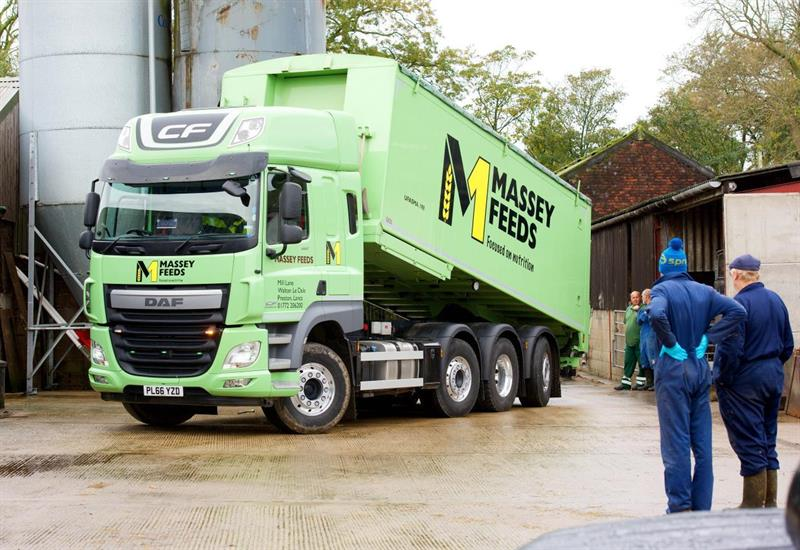 Daf faq tridem has right ingredients for farm feeds for Garage daf massy
