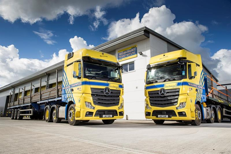 Middlebrook Transport achieves FORS Gold with r2c Online