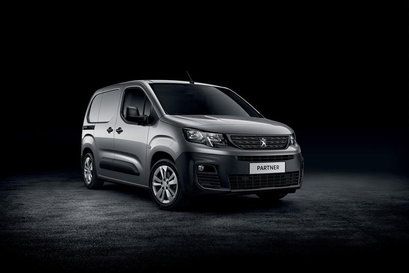 A New Clutch Of Vans Are Available To Uk Light Commercial Vehicle Operators From This Autumn With Group Company Psa Peugeot Citroen Unveiling Vehicles For