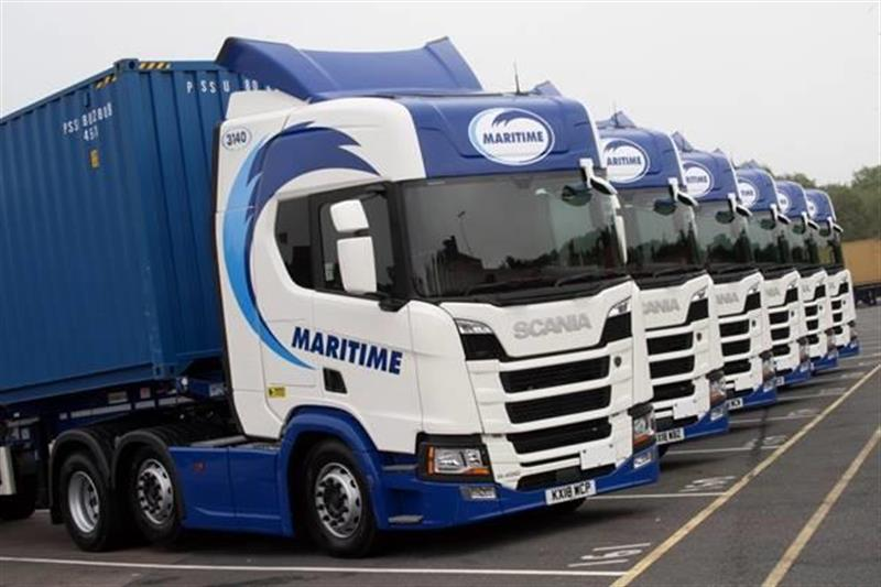 Maritime Transport returns to Scania with 200-vehicle order