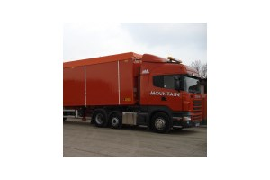Mountain Orders Walking Floor Waste Trailers From Legras