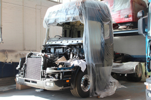 Keltruck S Scania T Cab Restoration Now Complete