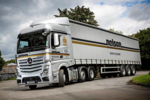 Nelson Targets Efficiency With New Actros Tractors