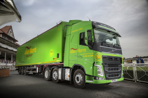abc51ff441b1 Bulk benefits for haulier with Volvo FH17 October 2013