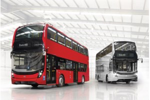 Alexander Dennis Picks Up Clutch Of Orders For Latest Bus