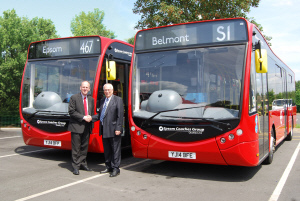 Bus Operator Takes First Euro 6 Optare Metrocity Buses For