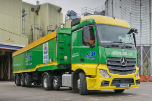 Feed Supplier Harvests Fuel Returns With Mercedes Actros