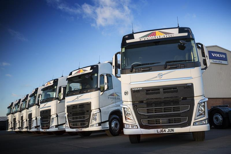 Volvo FH brings fresh approach to safety for distribution firm 27