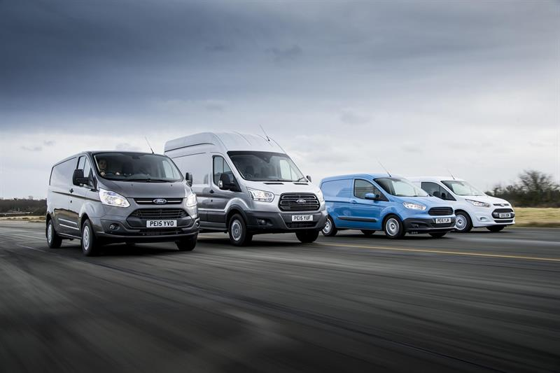 de515e30fa45f2 Ford cashes in on extended commercial vehicle range08 July 2015