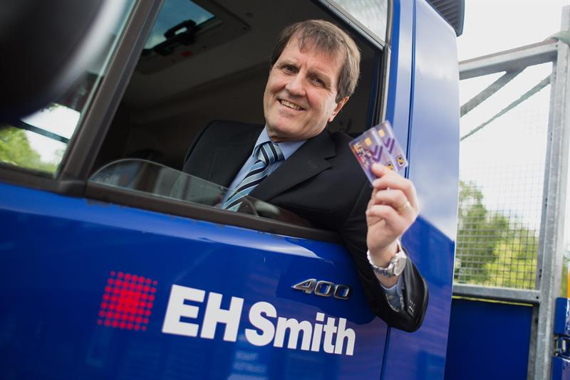 Eh Smith Shirley >> EH Smith builds on efficiency with Keyfuels card system