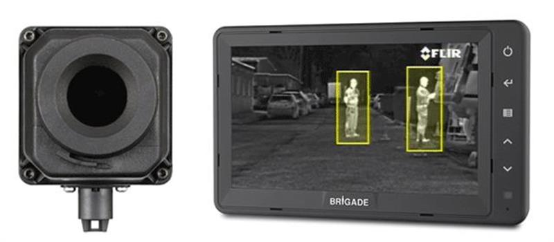 Thermal Imaging Cameras Enhance Driver Vision
