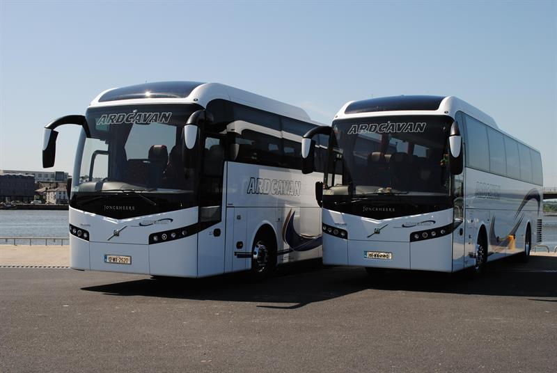 Bus and coach operators rely on volvo for Motor coach driving jobs